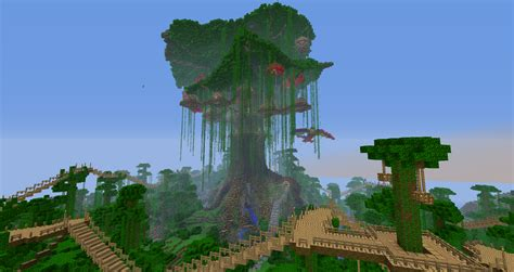 minecraft tree houses cool tree houses in minecraft ideas design 611301 design