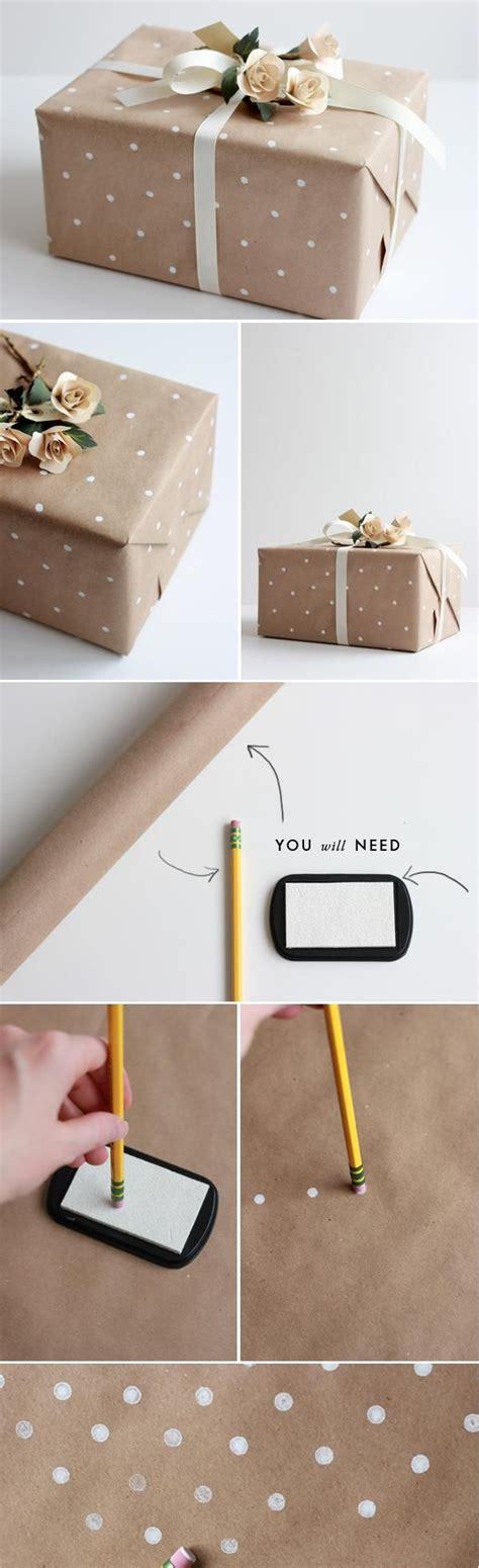 creative gift wrap ideas