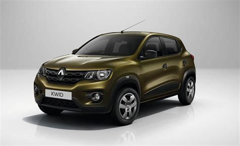 renault india renault kwid 2015 unveiled a 163 3000 baby crossover for
