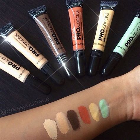 la colors concealer 1000 images about la cosmetics on