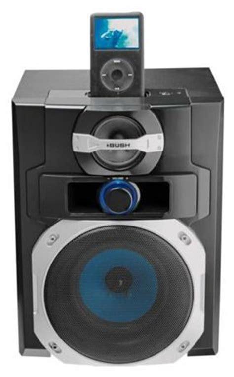 ipod docks with speakers on ebay bush iphone and ipod speaker dock black ebay