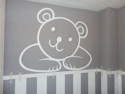 ositos para decorar habitacion bebe dibujo infantil ositos pared para mi bebe