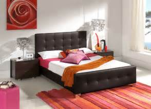 Platform Beds Tn Made In Spain Leather Luxury Platform Bed With Drawers