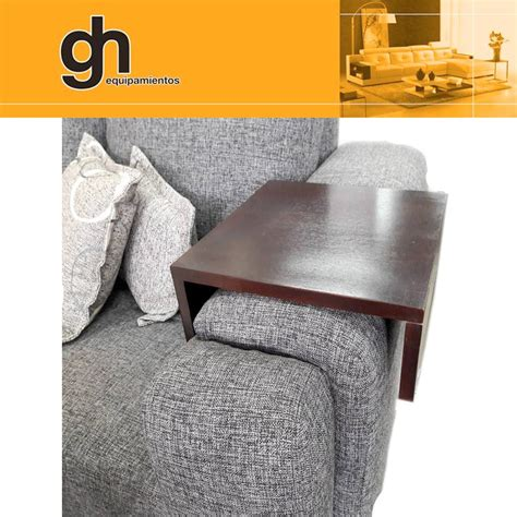 mesas para sillones mesa para brazo de sillones decorativos para tu living