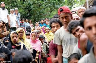 Mba In Germany From Bangladesh by Rohingya Refugees Sign Petition Denying Terrorist Links
