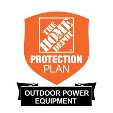 home depot protection plan the home depot 3 year protection plan for outdoor power