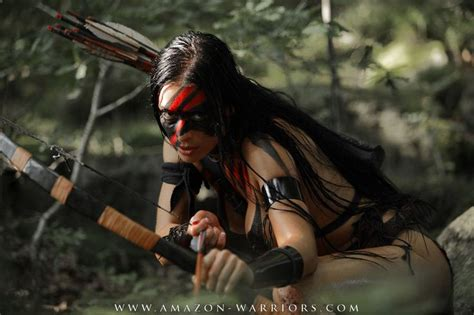 amazon warriors olaf winter deviantart antaris archery by amazon warriors deviantart com on