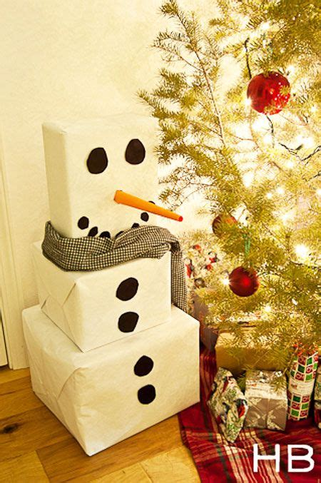 How To Make A Package Out Of Paper - gift wrapping ideas white wrapping paper and