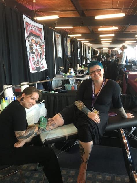 quebec tattoo convention 2016 how to get a tattoo at a convention and how not to ishare