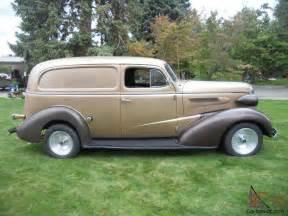 1937 Chevrolet Sedan Delivery 1937 37 Chevrolet Chevy Sedan Delivery Rod Rod