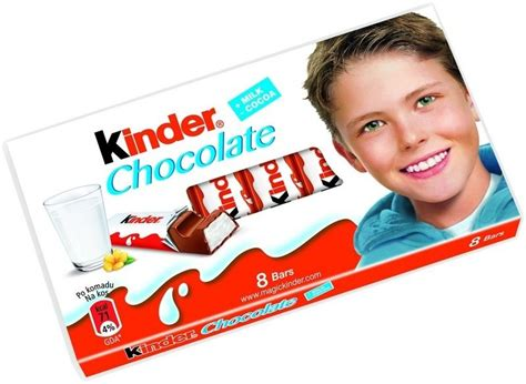 Kinder Chocolate Bar kinder chocolate treatsize bars 10 packs of 8 bars ebay