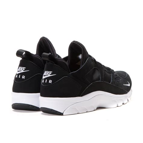 Nike Air Trainer Low nike air huarache low black white