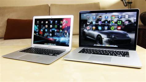 Macbook Air Vs Macbook Pro apple macbook air vs apple macbook pro design and specs comparison blorge