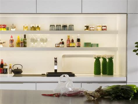 bloombety open shelving in kitchen cabinet open shelving