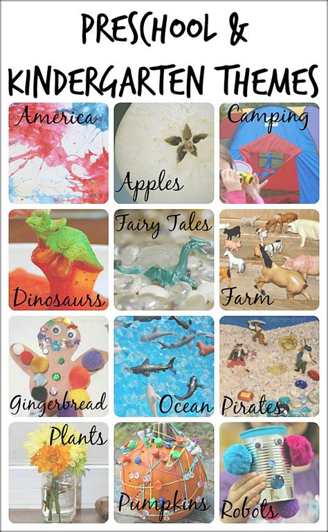 Kindergarten Topics Themes | 17 best images about monthly themes on pinterest