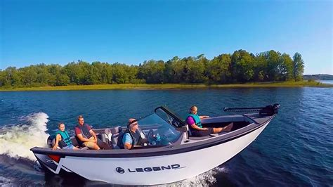 best ski boats 2017 2017 top fish and ski boats by legend boats x20 youtube