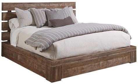storage platform bed bedroom williamsburg platform storage bed