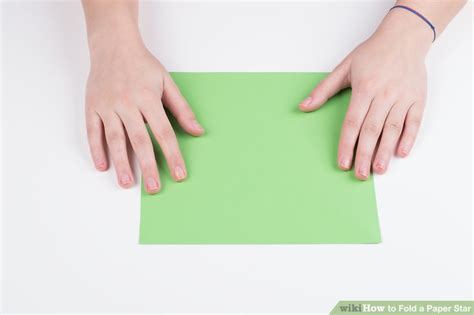 Folding A Paper - 3 ways to fold a paper wikihow