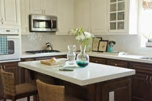 Different Color Kitchen Cabinets Kitchen Makeover Designstilesdesignstiles