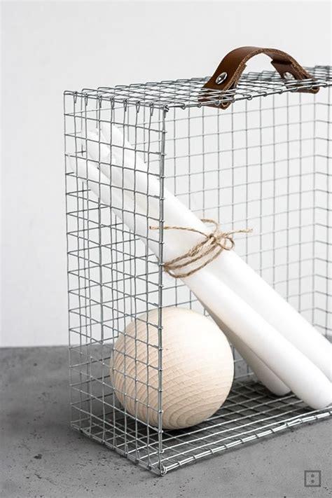 Schublade Selber Machen by Die Besten 17 Ideen Zu Drahtkorb Auf Reinigung