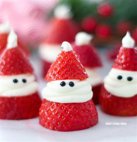 strawberry santas how to make a santa strawberry with