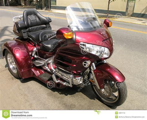 Motorrad Mit 4 Rädern Gebraucht by Motorrad Mit 3 R 228 Dern Stockbilder Bild 2261114