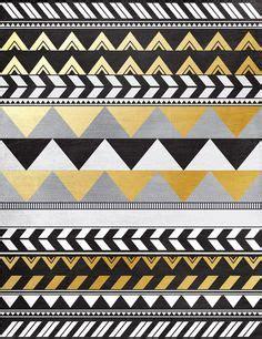 wallpaper tribal gold tribal inspiration on pinterest tribal patterns