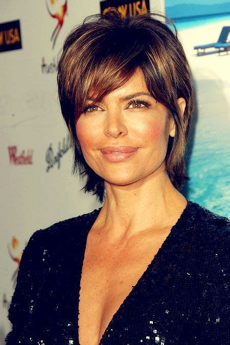lisa rinna back of head 1000 images about flippy hairstyles on pinterest