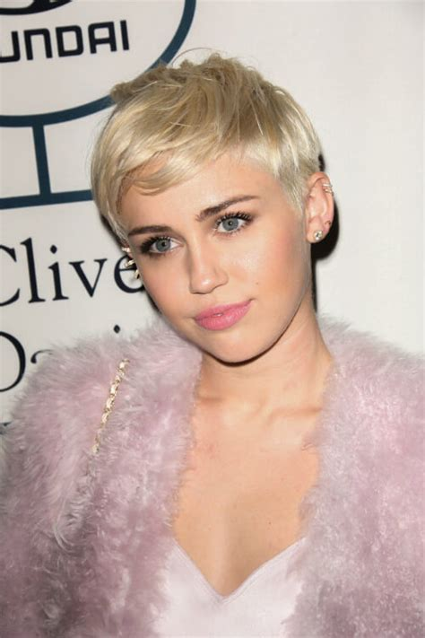 miley cyrus type haircuts 15 celebrity short hairstyles that will look great on you