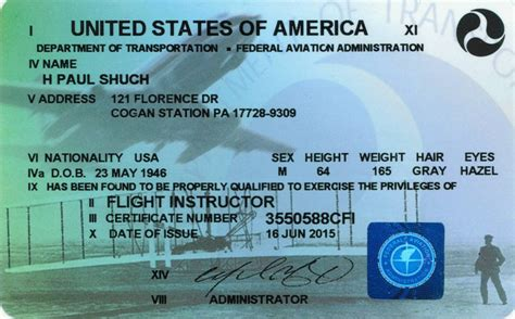 light sport pilot license avsport of lock haven image gallery licenses ratings