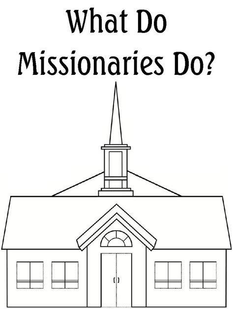 coloring page lds missionary blackhairstylecuts com