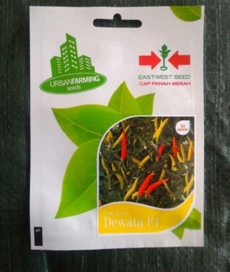 Benih Cabe Dewata benih cabe rawit dewata f1 50 biji panah merah