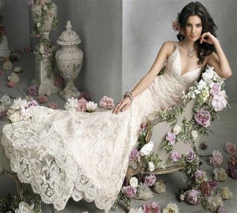 Lace Wedding Dresses Designer by Designer Lace Wedding Dresses Sang Maestro
