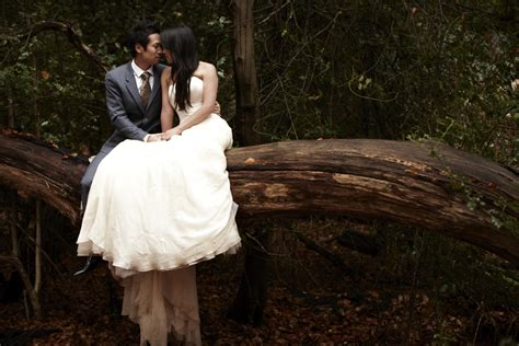 Wedding Photo Shoots by 13 Autumn Inspired Wedding Shoot Wellies Trash Dress