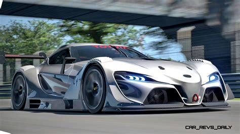 toyota vision toyota ft 1 vision gt now playable in gran turismo 100