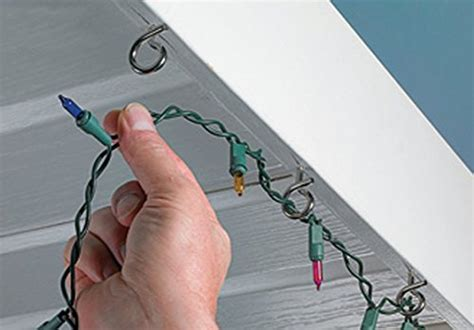 christmas light clips lowes neat design christmas lights hangers hanging with paper