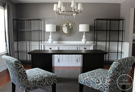 Drexel Heritage Dining Room Furniture turning a dining room into a home office contemporary