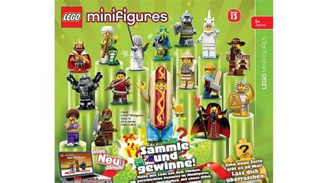 Lego Minifigure Series 13 lego minifigures series 13 pictures revealed