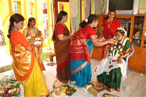 why baby shower bayake is so important kannadiga world - Hindu Baby Shower Rituals