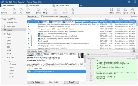 git tutorial using sourcetree sourcetree for windows 2 0 is now in beta sourcetree blog