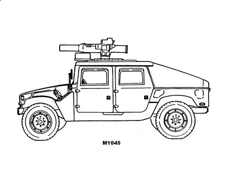 Coloring Pages Of Army Trucks | army truck coloring pages wallpapers http wallpaperzoo