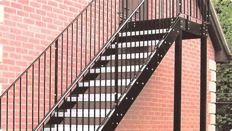 Wrought Iron Handrails Uk Surrey Wrought Iron Fire Escape Staircases