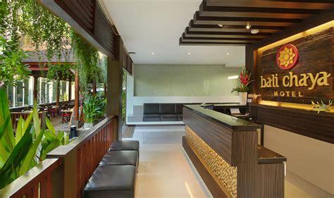bali chaya hotel legian official website