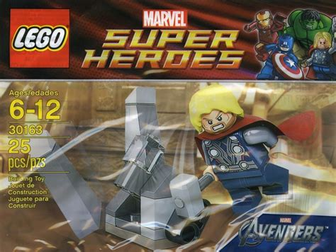 Lego Original Quinjet 30304 Polybag Marvel Superheroes a look at lego marvel heroes polybags throughout the