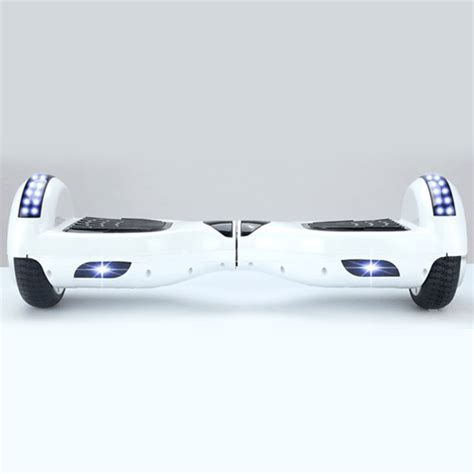 Mini Segway 10 Inch White Graffity smart electric self balancing scooter 6 5 white