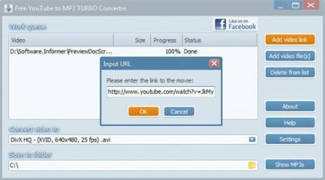 free download mp3 youtube converter turbo free youtube to mp3 turbo converter software informer a