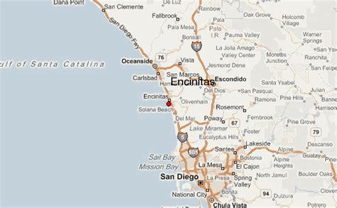 california map encinitas encinitas location guide