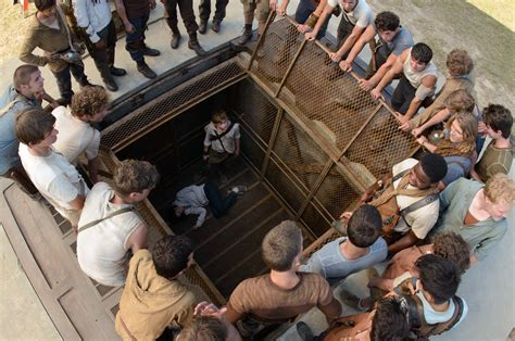 ending film maze runner 2 director wes ball talks the maze runner landing the job