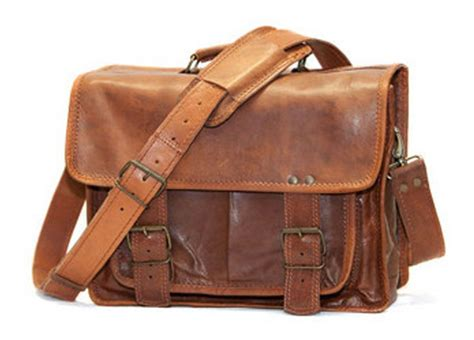 The Best Bag the best leather bags gear patrol