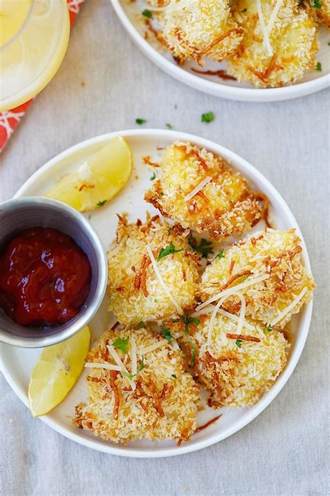 Fish Nugget So parmesan baked fish nuggets crispy fish nuggets with cod